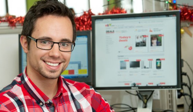 eBay internship opens doors for Swede