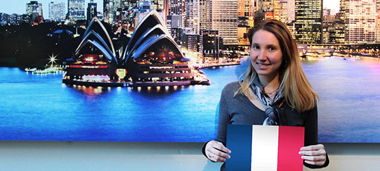French marketing student Lorraine Nicolas is blogging about her time in Australia.