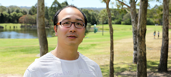 Macquarie accounting and commerce student Zhuopeng Liu has excelled in a global knowledge test.