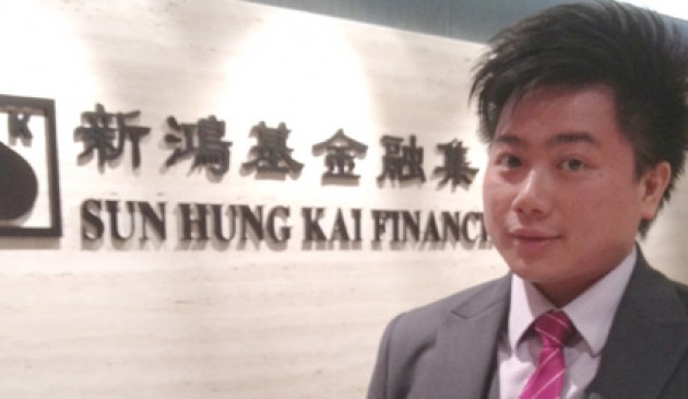 SIBT puts Hong Kong student on fast track to financial career
