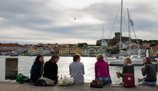 Gothenburg becomes Macquarie student's exchange playground