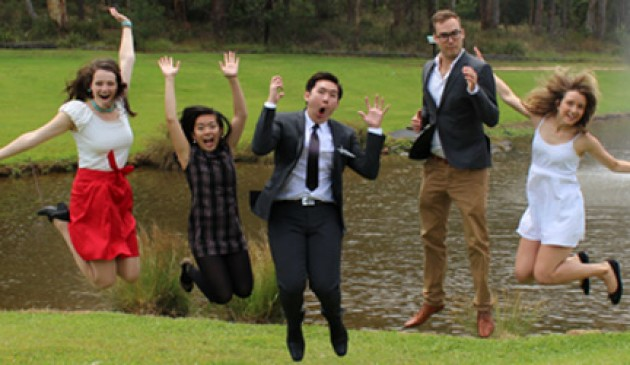 Macquarie University graduate to miss campus friendships