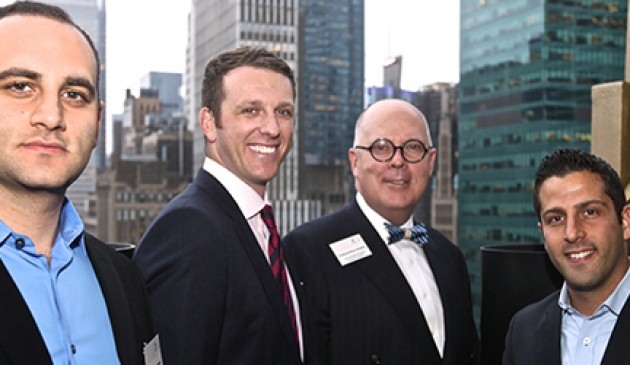 New York, New York: first Macquarie Jubilee alumni reception in the big apple