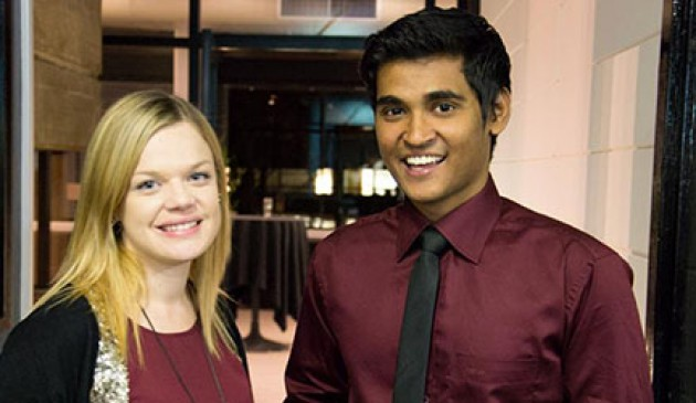 Macquarie engineer graduates with mentoring skills
