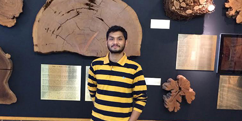 Wisam Babar is studying a Macquarie Master of Research.