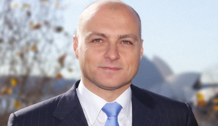 MGSM Dean Professor Alex Frino