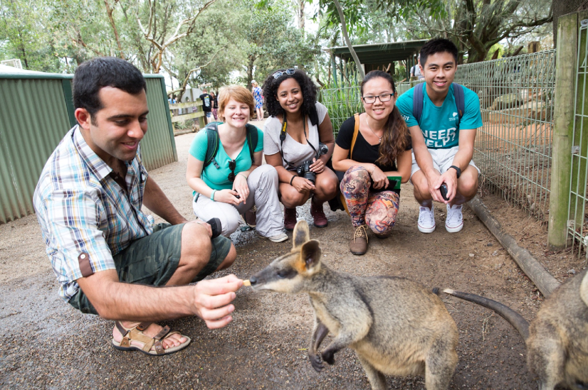 International students are welcome in Sydney, one of the most multicultural cities in the world.